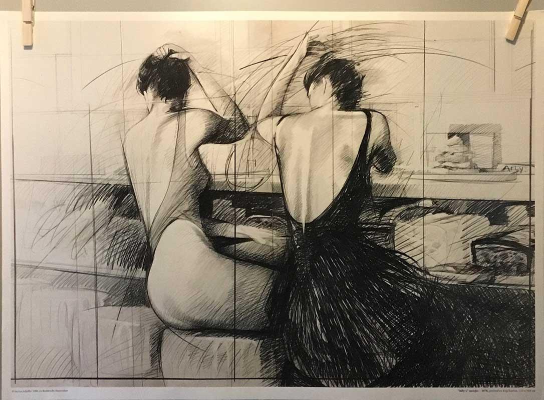 Steven Scheffer - Afly's meisjes (1979)