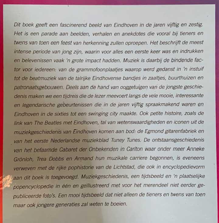 Frans Dekkers - Beatstad Eindhoven