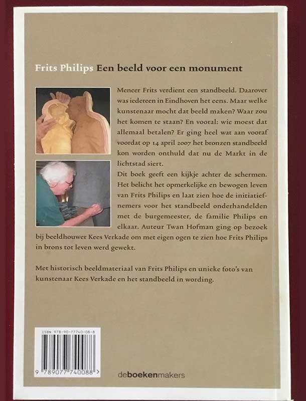 Frits Philips, een beeld voor een monument
