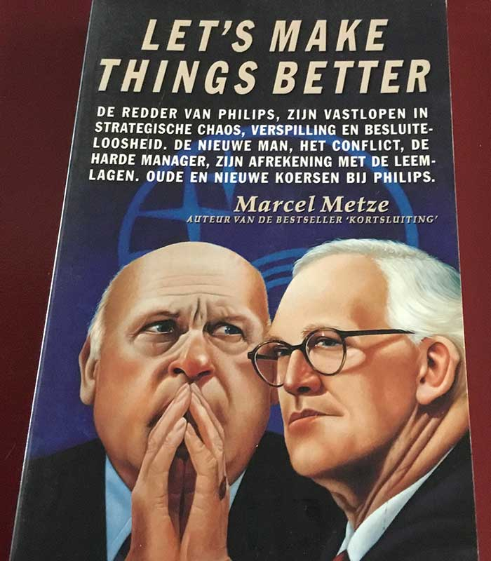 Marcel Metze - Let's make things better