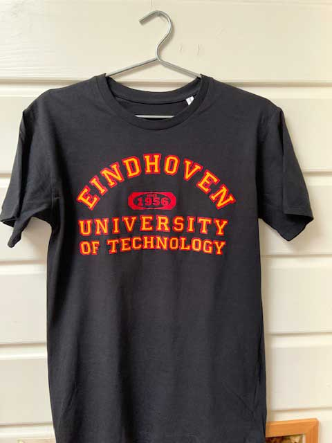Heren t-shirt - EINDHOVEN UNIVERSITY OF TECHNOLOGY