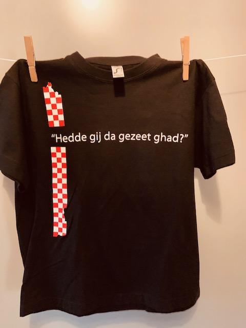Kinder t-shirt Hedde gij da gezeet ghad
