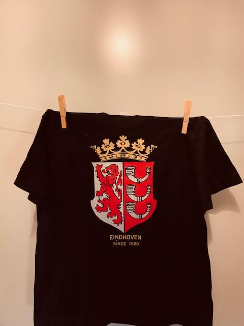 Kinder t-shirt Wapen van Eindhoven